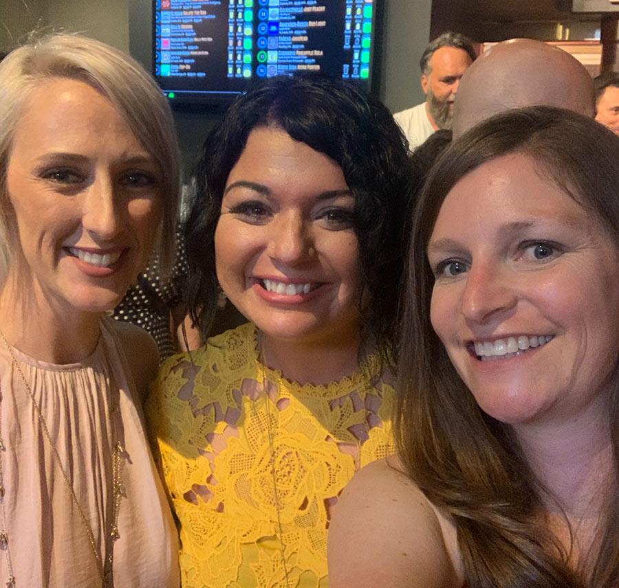 Jessika, Jacquelyn, Amber