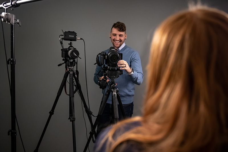 NOW Marketing Group Video Production